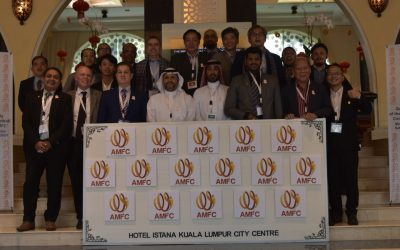 The AMFC adopts its statutes and forms the executive committee