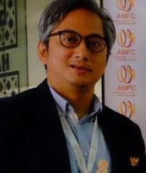 Indonesian Yousif Mohamed is the vice president for East Asia