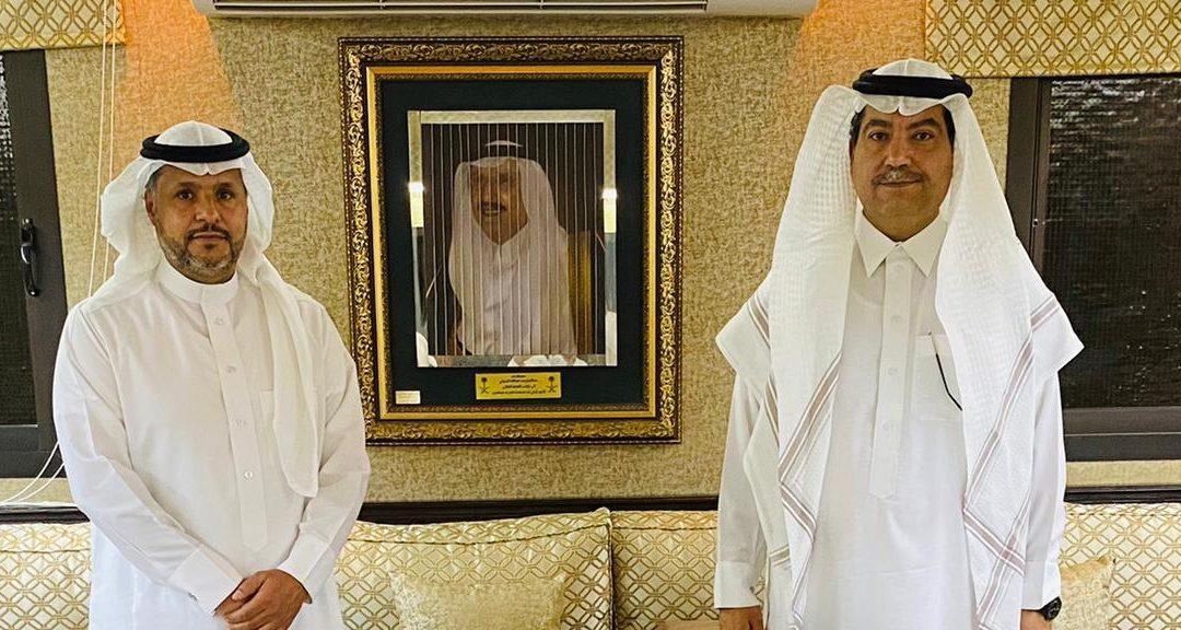 The Prince Turki a representative of the Kingdom of Saudi Arabia in the WMF