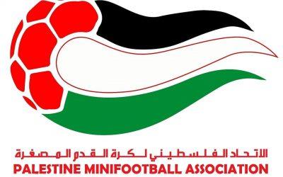 The Asian MiniFootball Confederation (AMFC) accepts Palestine's full membership.